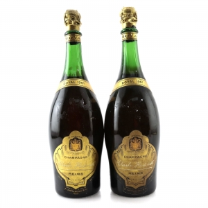 Charles Heidsieck Royal 1961 Vintage Champagne 2x78cl