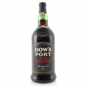 Dow's 1968 Reserve Port / Bottled 1981 150cl