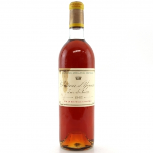 Ch. d'Yquem 1962 Sauternes 1er-Cru-Superior