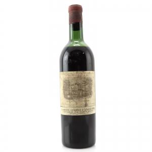 Ch. Lafite-Rothschild 1957 Pauillac 1er-Cru