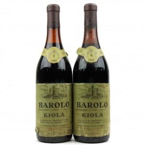 Kiolo 1968 Barolo 2x72cl