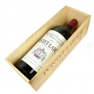 Pontet-Latour 1975 Bordeaux 6L
