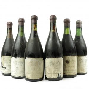 De Gernon Desbarats 1928 Ludon / 6 Regular Bottles