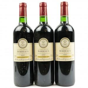 Dom. Barons De Rothschild (Lafite) Reserve Speciale 2005 Bordeaux 3x75cl