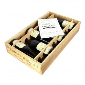 Mas De Daumas Gassac 1988 L'Herault 6x75cl / Original Wooden Case
