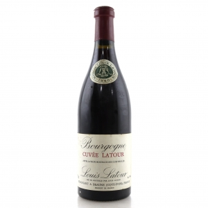 L.Latour Cuvee Latour 1990 Bourgogne