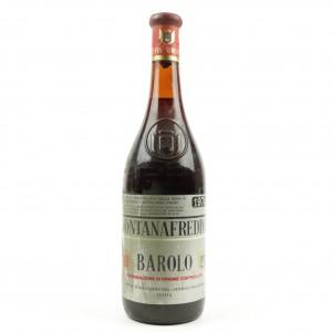 Fontanafredda 1974 Barolo