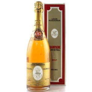 Louis Roederer Cristal 1973 Vintage Champagne