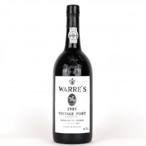 Warre's 1985 Vintage Port