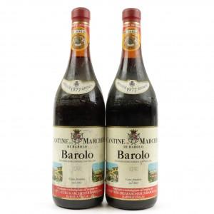 Marchesi Di Barolo 1977 Barolo 2x75cl
