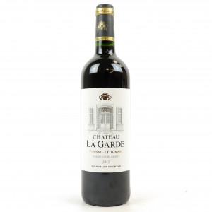 Ch. La Garde 2012 Pessac-Leognan