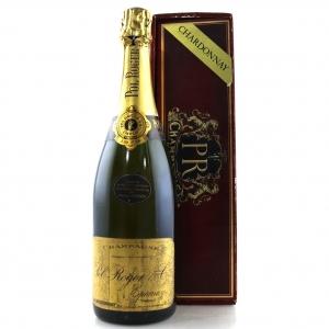 Pol Roger Blanc De Chardonnay 1979 Champagne