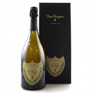 Dom Perignon 2004 Vintage Champagne
