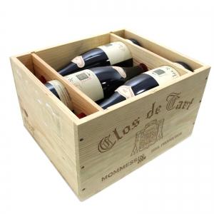 Mommessin 2004 Clos De Tart Grand-Cru 6x75cl / Original Wooden Case
