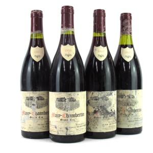 Dom. H.Rebourseau 1995 Mazy-Chambertin Grand-Cru 4x75cl