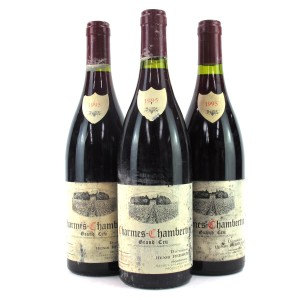Dom. H.Rebourseau 1995 Charmes-Chambertin Grand-Cru 3x75cl