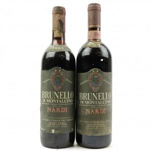 S.Nardi 1983 Brunello di Montalcino 2x75cl