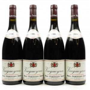 P.Jaboulet 2000 Vacqueyras 4x75cl