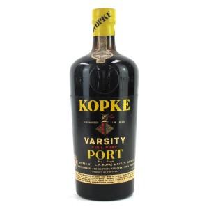 """Kopke """"Varsity"""" Ruby Port"""