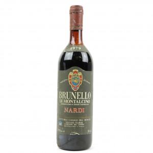 S.Nardi 1979 Brunello di Montalcino