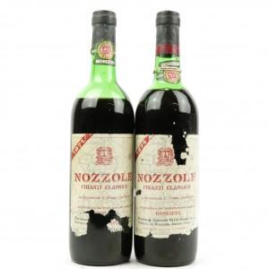 Nozzole 1971 Chianti Classico / 2 Bottles