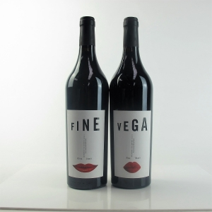 "Menhir Negroamaro ""Fine"" 2012 & ""Vega"" 2013 Salento 2x75cl"