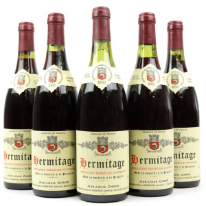Dom. J.L.Chave 1982 Hermitage 5x75cl