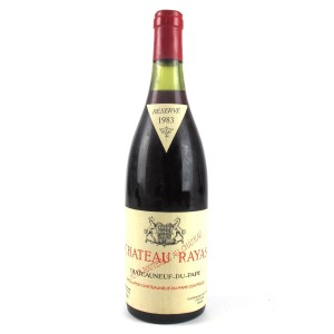 Ch. Rayas 1983 Chateauneuf-Du-Pape
