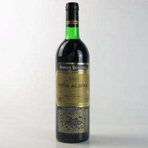 Viña Albina 1987 Rioja Gran Reserva
