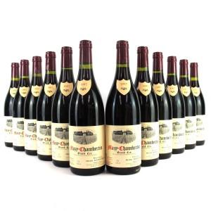 Dom. H.Rebourseau 1997 Mazy-Chambertin Grand-Cru 12x75cl