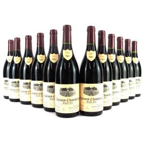Dom. H.Rebourseau 1997 Charmes-Chambertin Grand-Cru 12x75cl