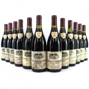 Dom. H.Rebourseau 1995 Charmes-Chambertin Grand-Cru 12x75cl