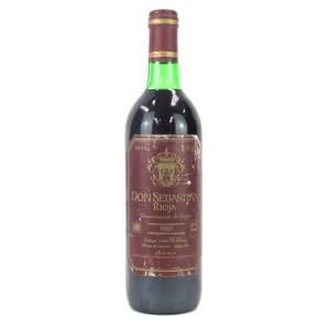 Don Sebastian 1980 Rioja Crianza