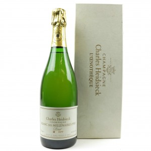 Charles Heidsieck L'Oenotheque Brut 1983 Vintage Champagne
