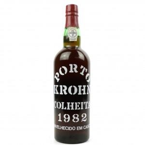 Krohn 1982 Colheita Port