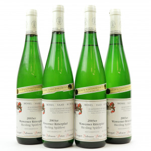 Reinert Wawerner Ritterpfad Riesling Spatlese 2003 Mosel 4x75cl