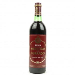 Heredad Del Cerrado 1984 Rioja Gran Reserva