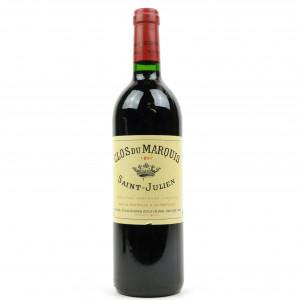 Clos Du Marquis 1997 St-Julien