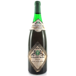 "A.Weigand ""Bernkasteler"" Riesling 1962 Mosel"