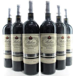 Belezos 1998 Rioja Gran Reserva 6x75cl
