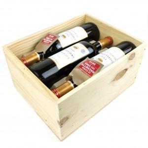 Leo De La Gaffeliere 2010 Bordeaux 6x75cl / Original Wooden Case