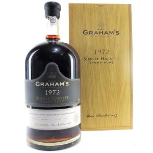 Graham's 1972 Single Harvest Tawny Port 450cl