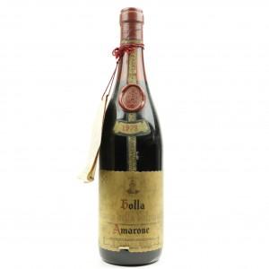Bolla Recioto Della Valpolicella 1978 Verona