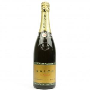 Salon Le Mesnil Brut 1966 Vintage Champagne