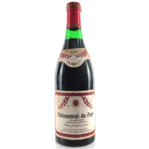 Chateauneuf-Du-Pape 1962