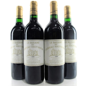 Le Bahans Du Ch. Haut-Brion 1992 Graves 4x75cl
