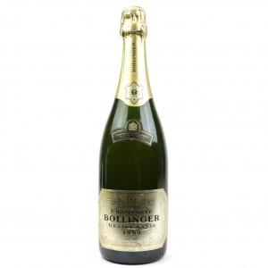 Bollinger Grande Annee Brut 1989 Vintage Champagne