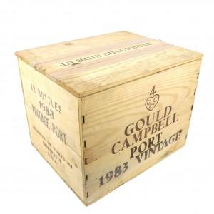 Gould Campbell 1983 Vintage Port 12x75cl / OWC