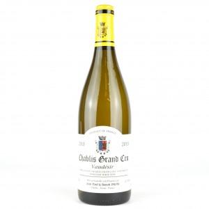 JP.&B.Droin Vaudesir 2015 Chablis Grand-Cru