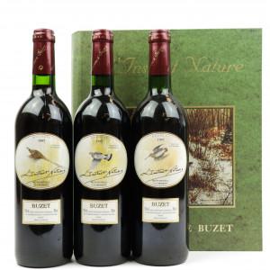 Vignerons De Buzet L'Instant Nature 1997 Buzet 3x75cl
